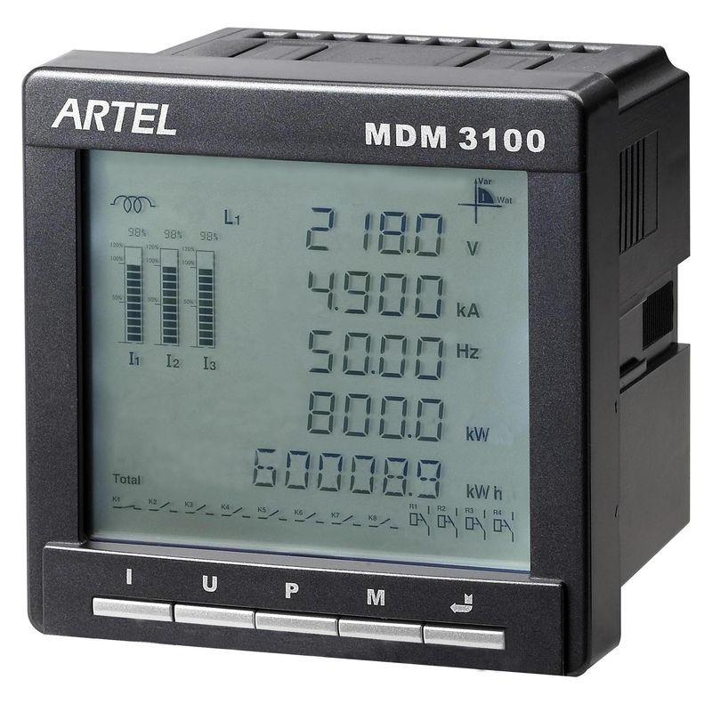 Multifunction Meter 96x96 : Ie co ltd multifunction power meter แบบติดหน้าตู้ ขนาด