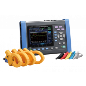 PW3198 Power Quality Analyzer | เครื่องมือวิเคราะห์คุณภาพค่ากำลังไฟฟ้า | HIOKI